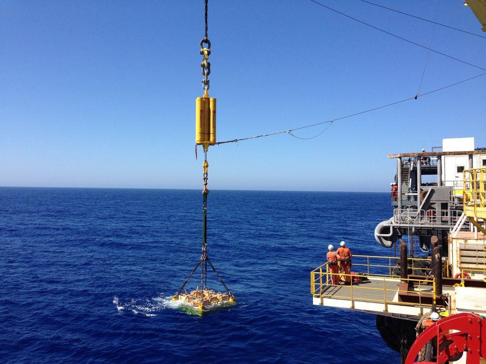 Det største løftet Cranemaster foreløpig har vært med på var på Gorgon-feltet utenfor Australias vestkyst. En 30x40 meter subseaenhet skulle settes ned på 1349 meters dyp