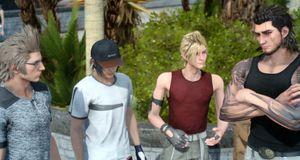 Se en liten time av Final Fantasy XV i ny video