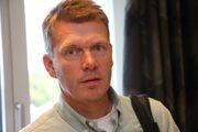 Morten Nakjem, forskningsleder for programområde minemottiltak (mine counter measures - MCM) ved FFI i Horten.