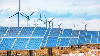 Nå kommer de store hybridanleggene med vind- og solkraft