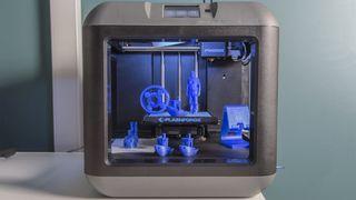 Vi har testet en enkel og brukervennlig 3D-skriver fra Clas Ohlson