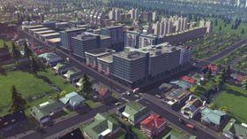 De stakkars innbyggerne i Cities: Skylines aner ikke hva som venter dem.