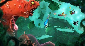 – Uten tvil årets vakreste spill, skrev vi om Rayman: Origins. Nå er det gratis