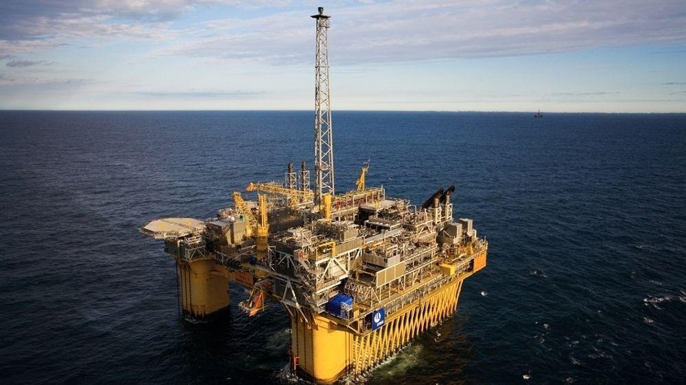 Olje og gass fra Byrding-funnet skal passere Troll C-plattformen før det sendes til land.