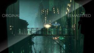 Så mye bedre grafikk får de oppussede BioShock-spillene