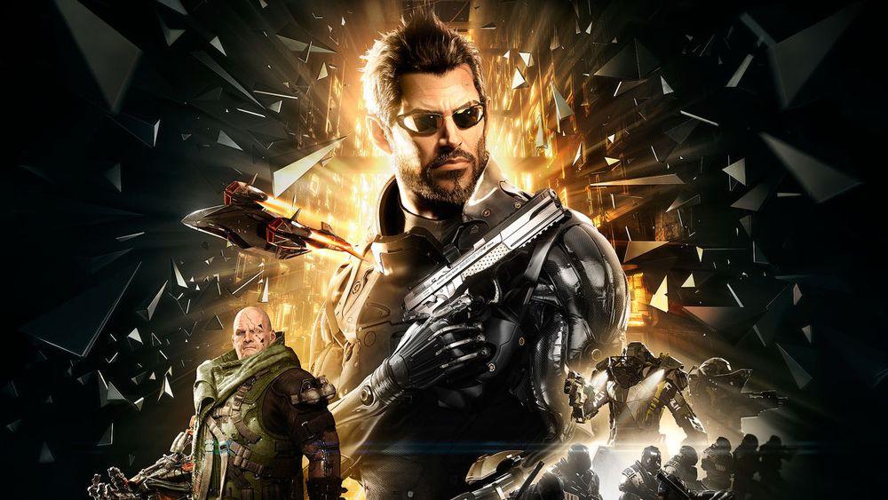 ANMELDELSE: Deus Ex: Mankind Divided
