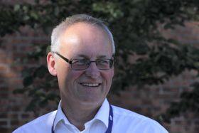 Odd Moen, salgsdirektør Maritim i Siemens.