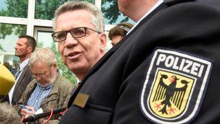 Tysk minister vil innføre ansiktsgjenkjenning på flyplasser og togstasjoner