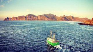 Batterifiskebåten Karoline har gått et helt år uten driftsavbrudd