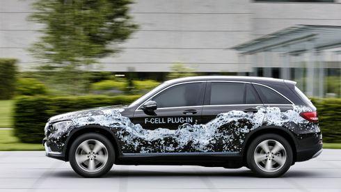 Daimler skroter nesten hele sin hydrogen-satsing