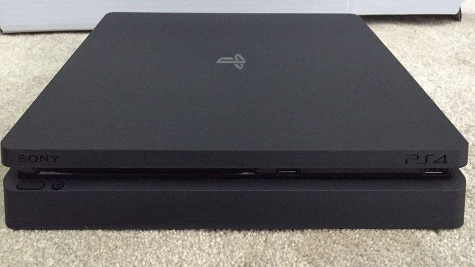 Er dette en ny PlayStation 4?