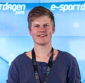 Anders Kjær er lagleder i Epiphany Bolt.