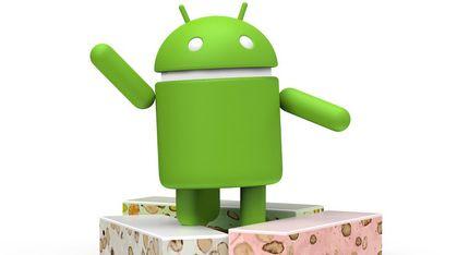 Nougat-utgaven av Android rulles ut nå