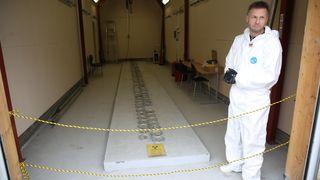 Må kappe norsk atomavfall før avreise. Prislapp: 100-200 millioner