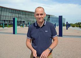 Bjørn Ivar Moen er leder for Telenor Norges mobilvirksomhet.