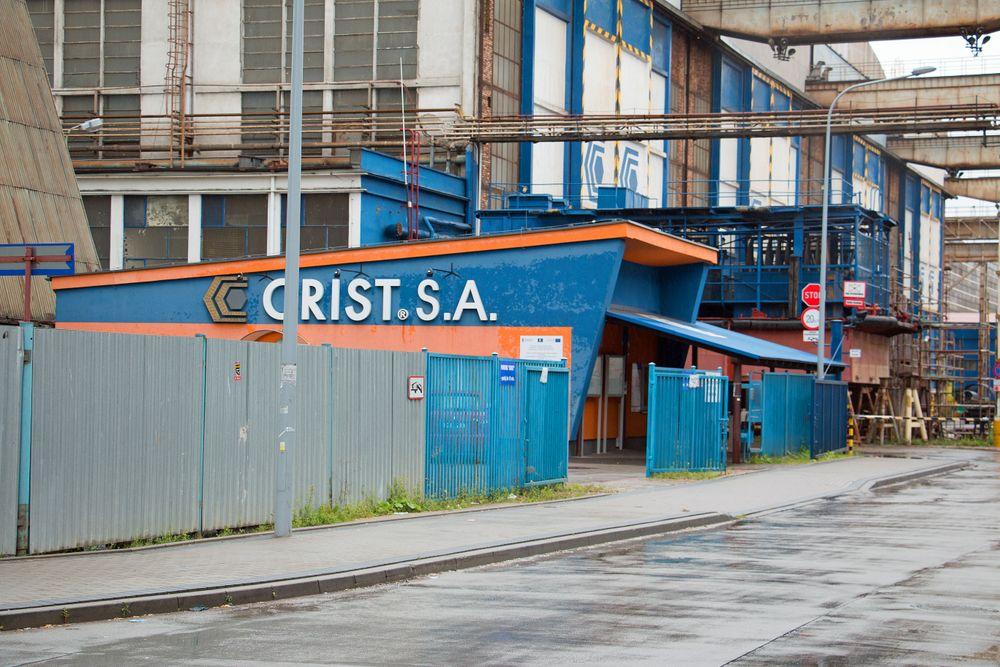 Crist-verftet i Gdynia var åsted for en brutal ulykke, der en nordkoreansk arbeider omkom da han sveiset på det norske skipet Polar Empress.