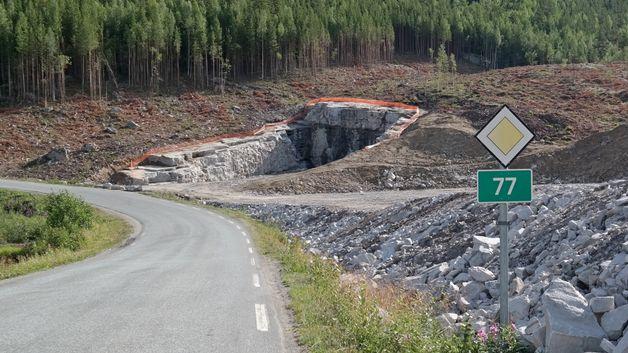 Hæhre kan få Tjernfjelltunnelen