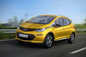 Ampera-e selger allerede godt, selv om prisen ikke er offentliggjort. (Foto: Opel)