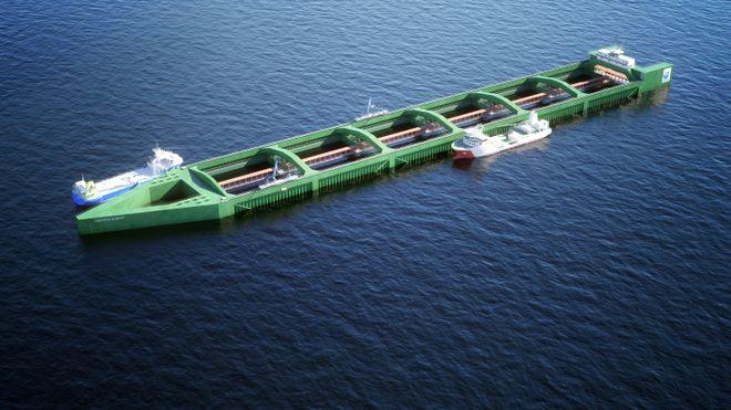 Er dette et skip, en rigg eller et oppdrettsanlegg?