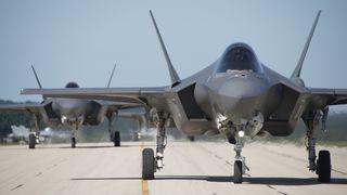 Lekket dokument fører til nye alarm-oppslag om F-35