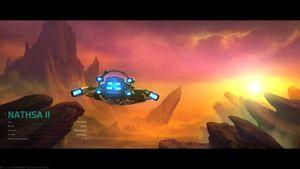 Det er alltid morsomt å kolonisere planeter. Da får man se en koselig liten filmsnutt også.