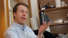 Xeneta-gründer Patrik Berglund har ingen planer om at selskapet skal tjene penger i 2016.