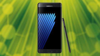 Nå kan du vinne en Galaxy Note 7