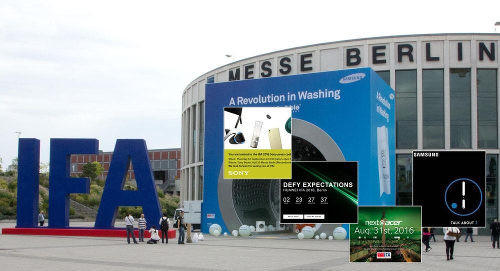 De kommende dagene vil det kry av mennesker og dingser i Messe Berlin-hallene rett utenfor Tysklands hovedstad.
