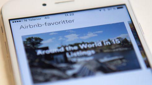 Skatt og moms på Airbnb-utleie