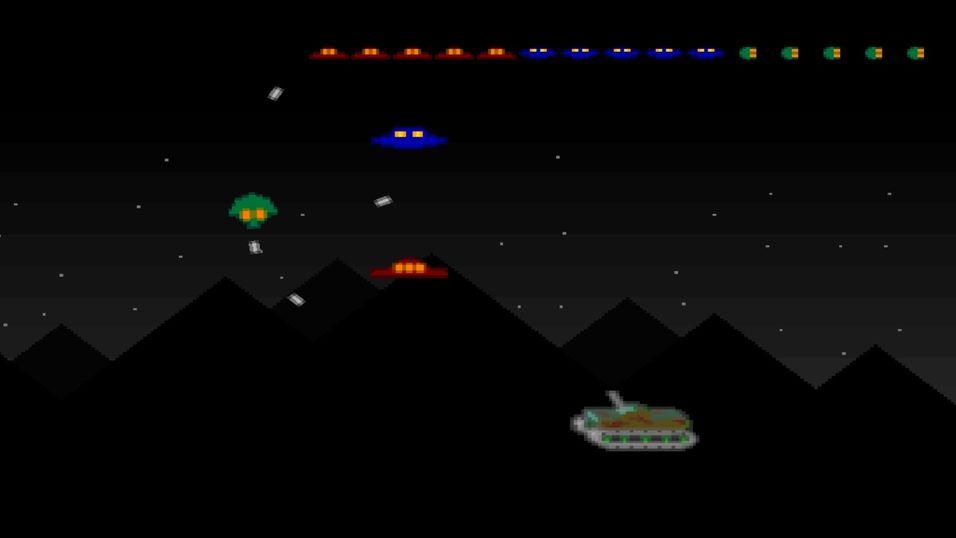 Norske UFO Hunter byrja som eit studentprosjekt på 90-talet – no er det lansert