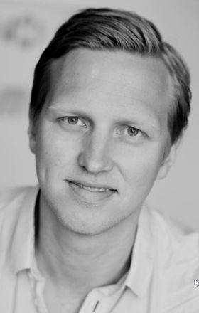 Henrik Gustav Faller er kommunikasjonssjef i Opera Software.