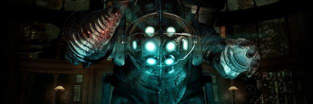 Se de første 15 minuttene av BioShock-oppussingen