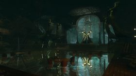 De to første BioShock-spillene skjer i undervannsbyen rapture.