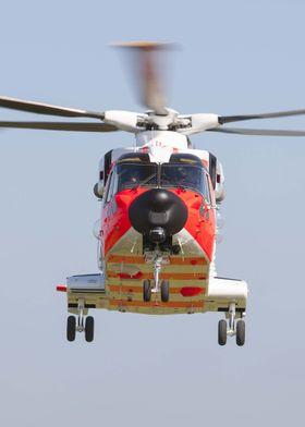 Norge har bestilt 16 AW101-612 med opsjon på ytterligere seks.