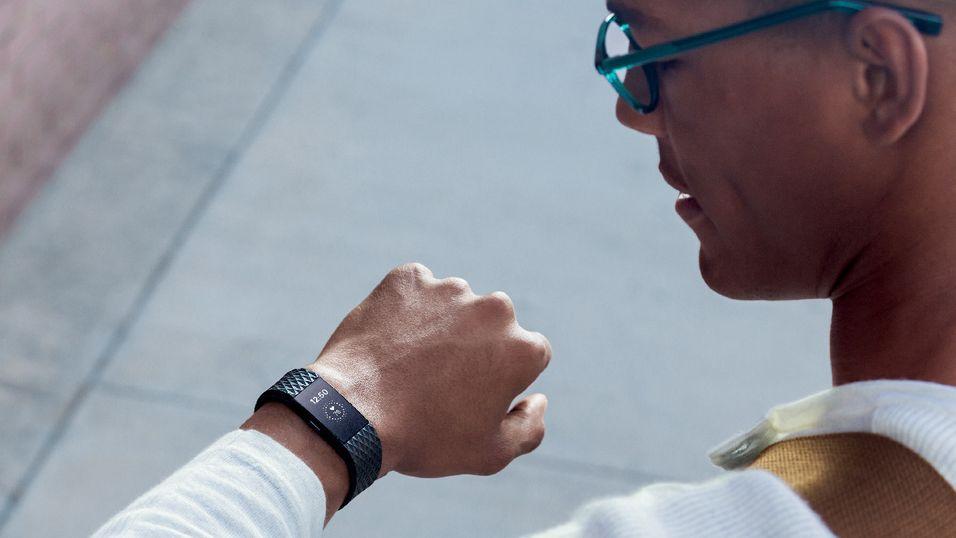 Fitbit slipper to nye modeller