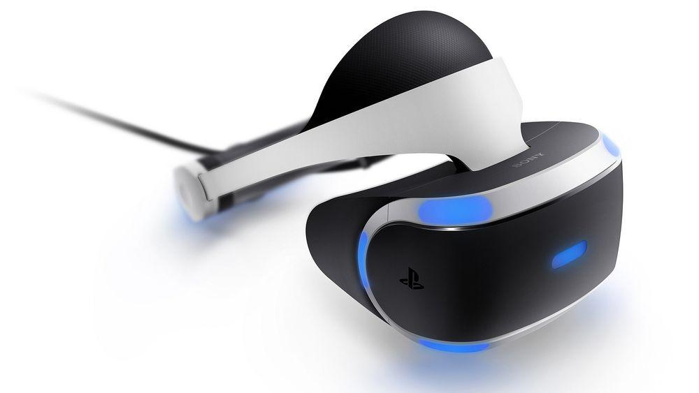 SNIKTITT: PlayStation VR