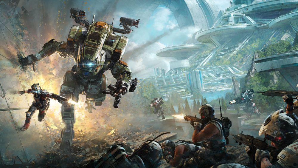 SNIKTITT: Titanfall 2