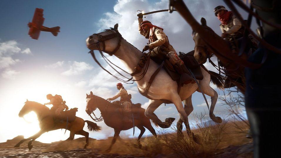 Battlefield 1-betaen krever Xbox Live Gold, men ikke PlayStation Plus