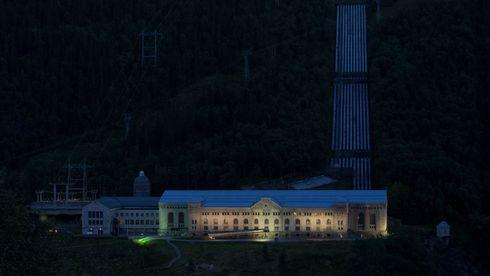 Kundene er hemmelige, men nå dobler Green Mountain datasenteret på Rjukan