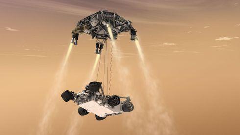 På neste ferd til Mars blir det brukt norsk georadar