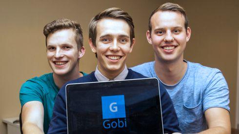 NTNU-studentene satte studiene på vent for å satse som app-utviklere i Silicon Valley