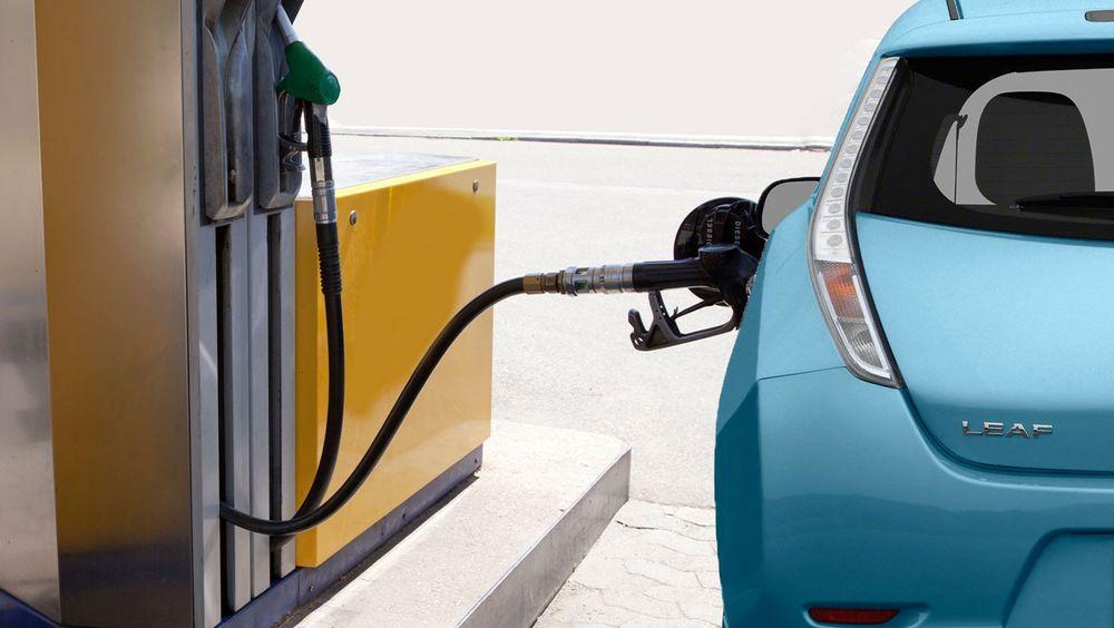 Om batteriet blir virkelighet, kan det gi elbiler som kan tankes med en pumpe når du trenger mye rekkevidde på kort tid.