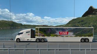 Tine har planer om å anskaffe en Nikola One for testing når den blir klar om noen år.