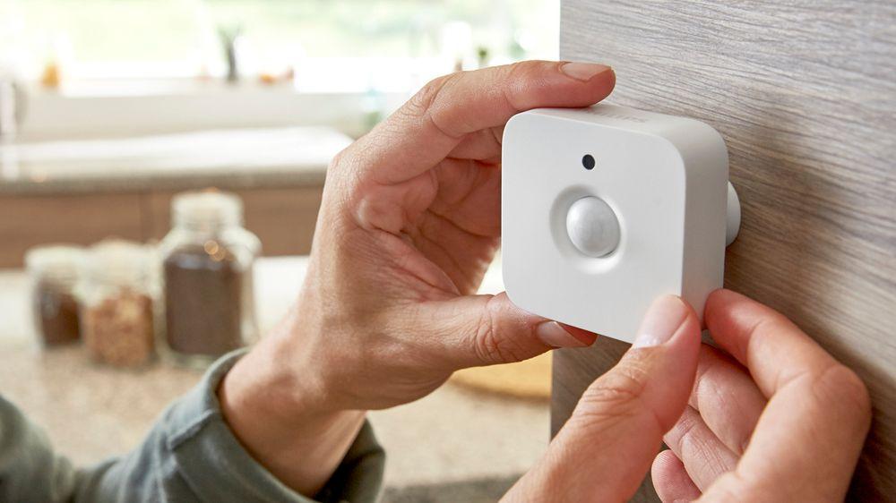 Hue Motion Sensor gir det smarte lyssystemet «øyne» å se med