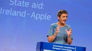 Apple-bot kan gi Irland milliard-overskudd