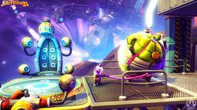 Shiftlings ble utviklet av norske Rock Pocket Games i samarbeid med Sierra.