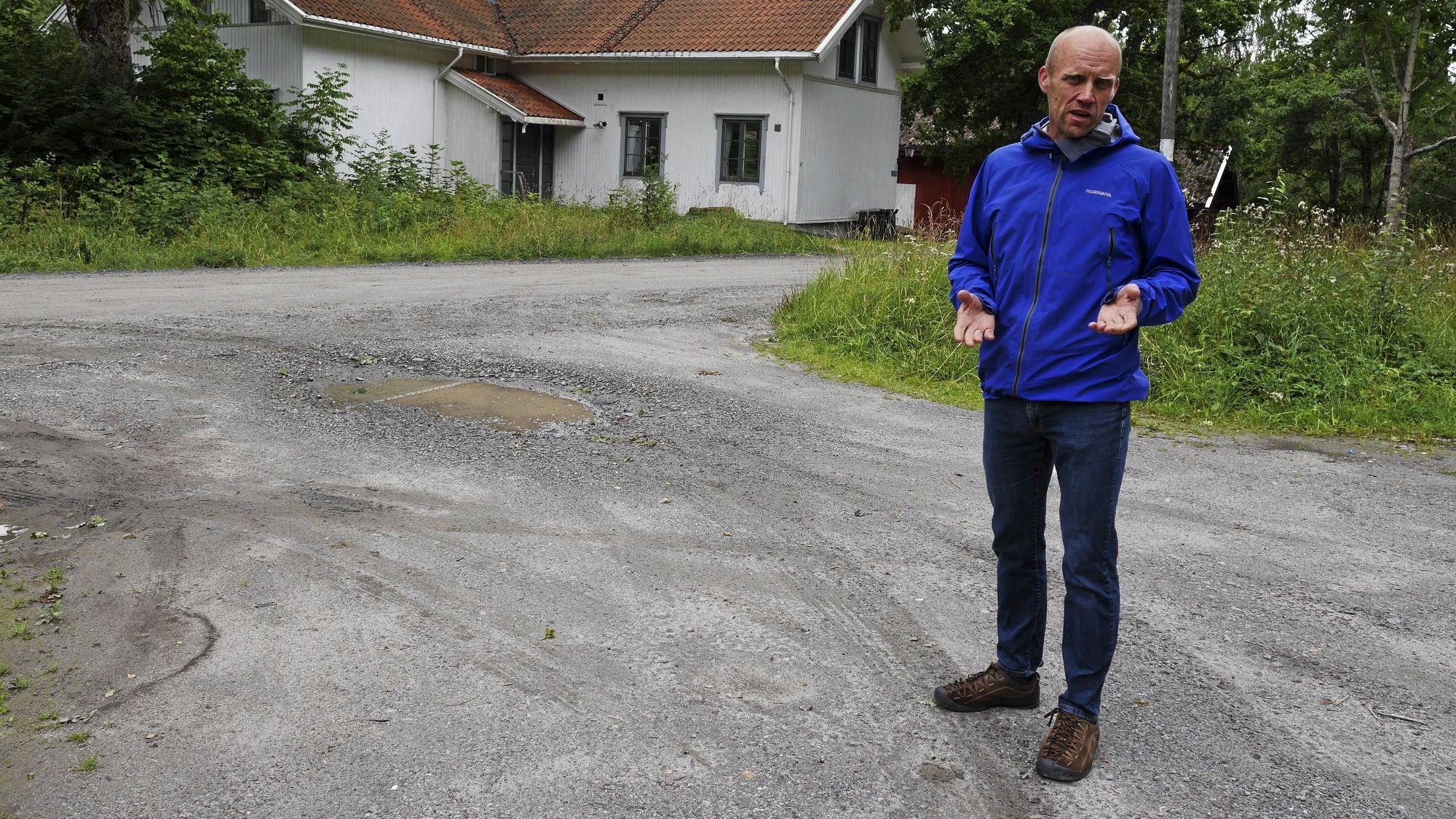 ENGASJERT: – Det er urettferdig at flere som har investert i nye anlegg eller oppgradert de gamle anleggene, skal nå betale like mye som dem som ikke har gjort noe. De nye anleggene vil ha en fullgod funksjon i 20 til 30 år fremover, sier Ola Toftdahl.