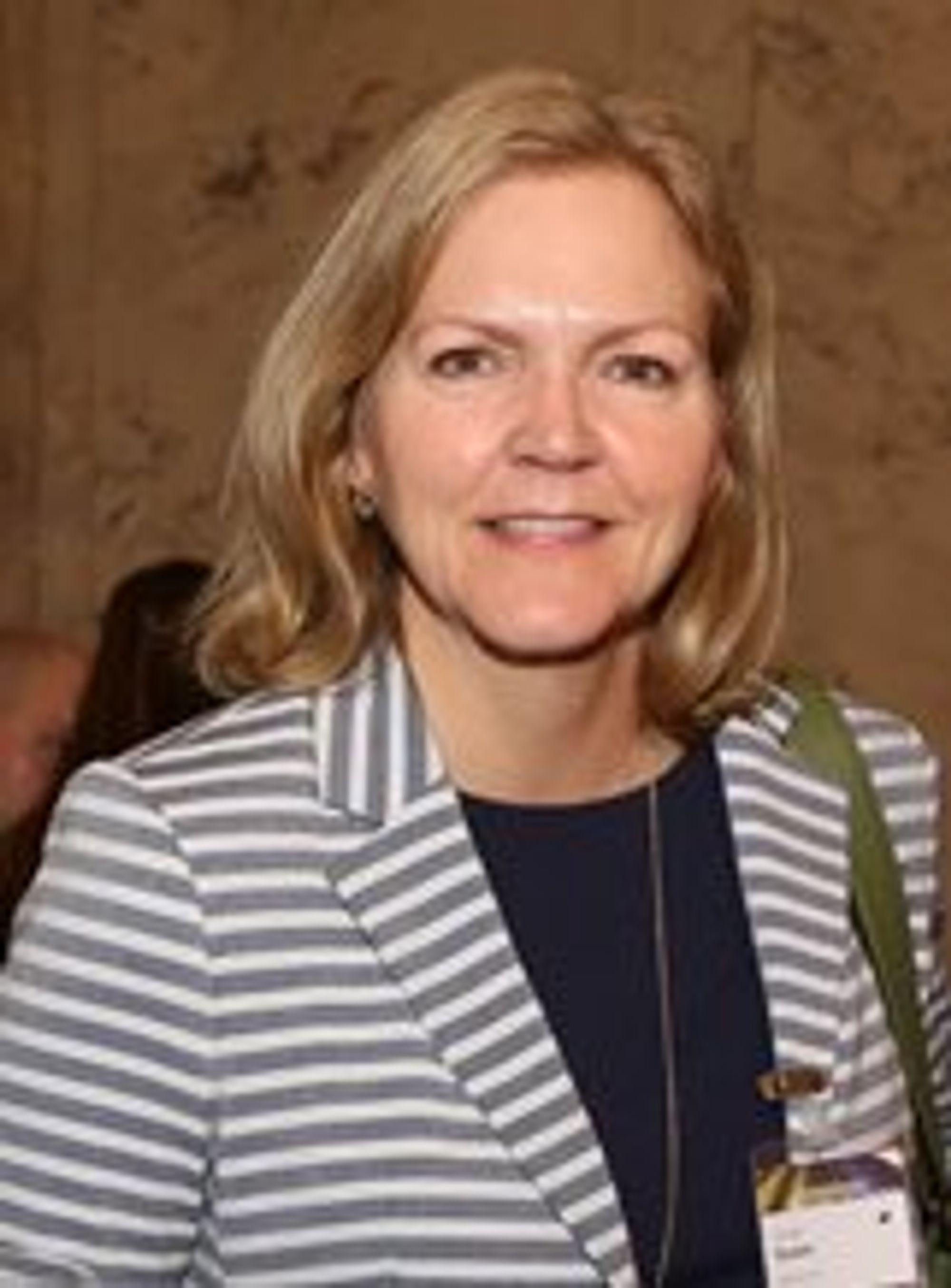 Cecilie Pindsle erprosjektleder for merkevarei Jernbaneverket.