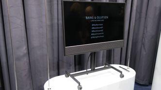 Slipper rålekker TV som oser retro