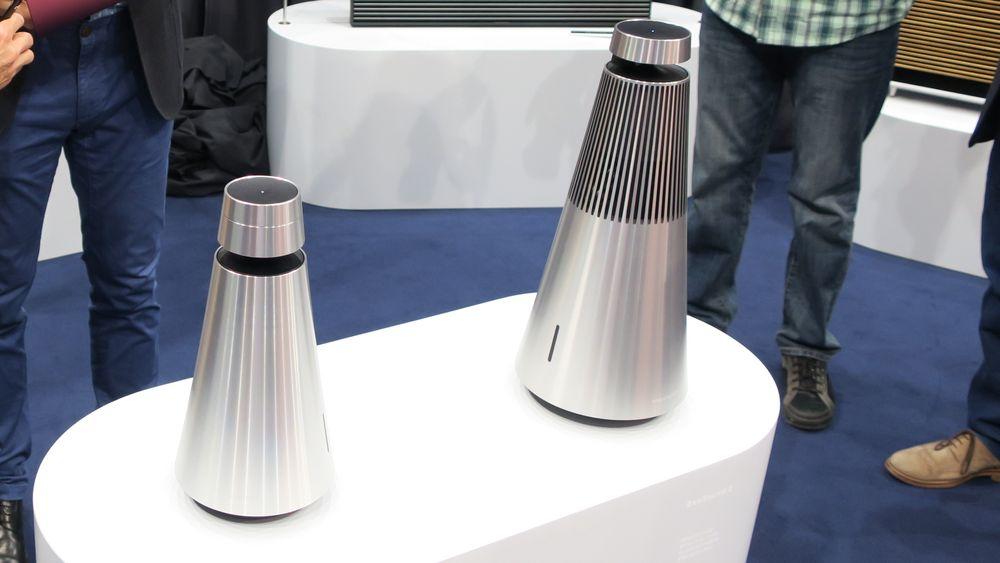 B&O lanserer to nye høyttalere